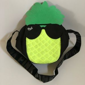 VS PINK pineapple bag